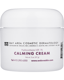 Bay Area Cosmetic Dermatology Calming Cream
